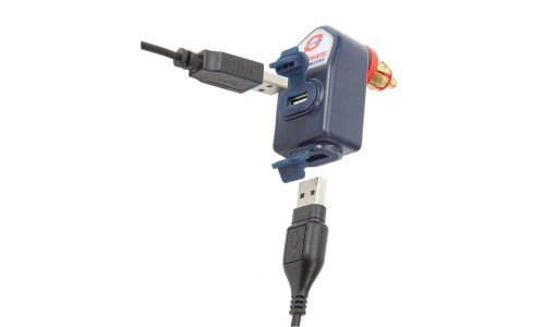 Optimate 12v DIN to USB Charger - High Output