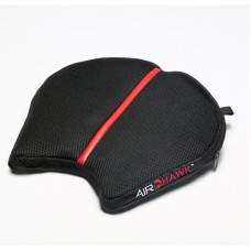 Airhawk Cruiser R - Large - Red Stripe - Comfort Seat Cushion