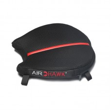 Airhawk Cruiser R - Small - Red Stripe - Comfort Seat Cushion