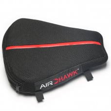 Airhawk Dual Sport DS - Red Stripe - Comfort Seat Cushion