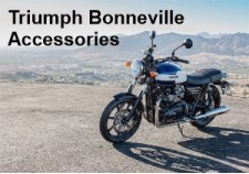 Triumph Bonneville Accessories