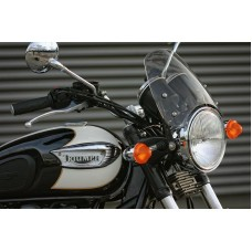 Triumph Bonneville / T100 (01-15) Classic Flyscreen from Dart
