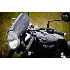 Triumph Street Twin (16-) Classic Flyscreen from Dart