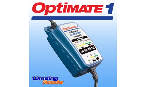 Optimate 1+ Motorcycle Battery Charger