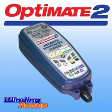 Optimate 2 Motorcycle Smart Battery Charger