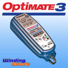 Optimate 3 Motorcycle Smart Battery Charger