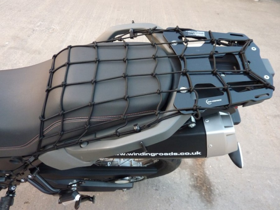 Motorcycle Heavy Duty Cargo Net