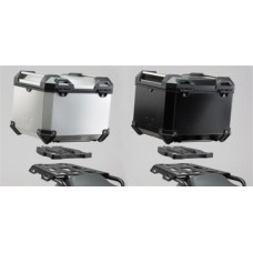 Triumph Tiger 800 Models (10-) Trax Adv Top Case Set from SW-Motech