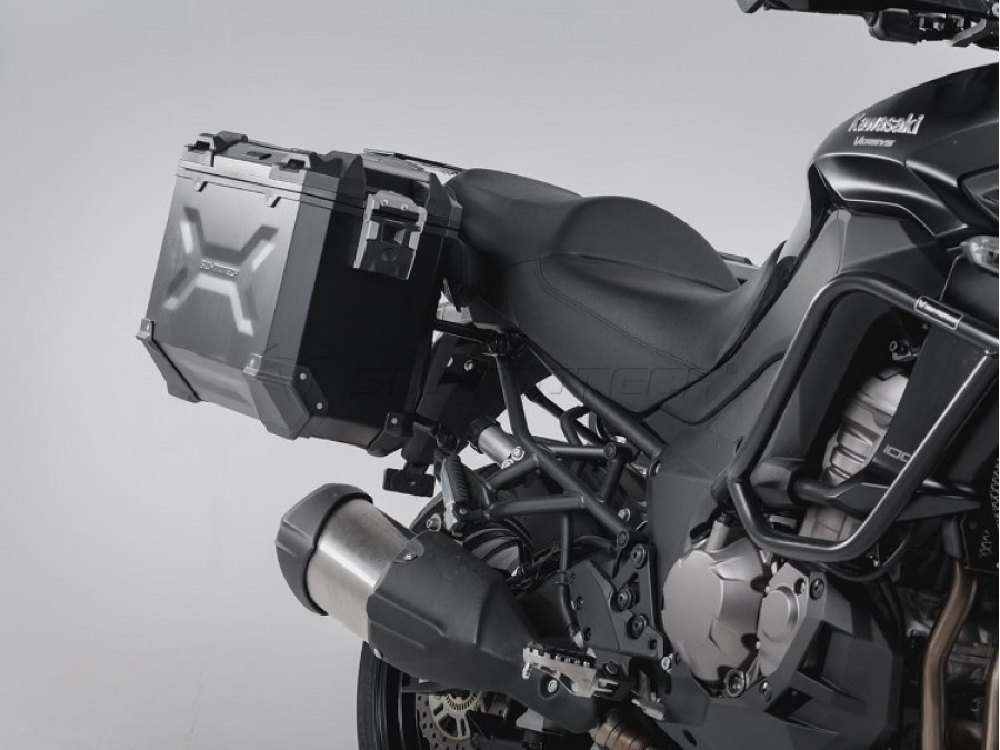 Kawasaki Versys 1000 15 Trax Adv Pannier Set From Sw Motech