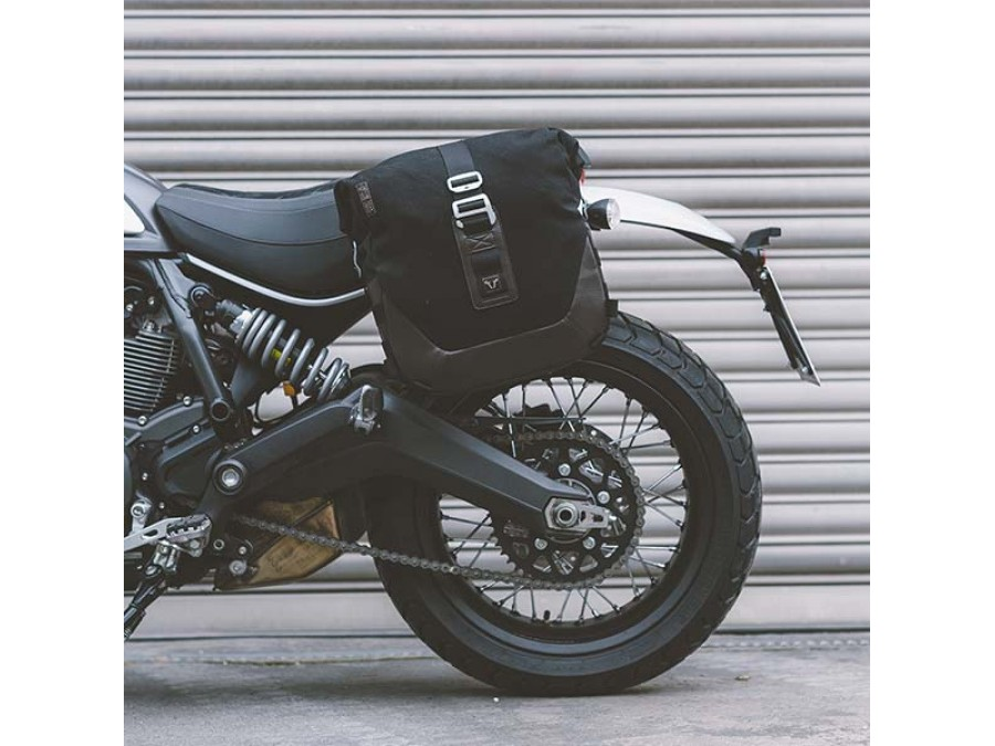 Legend Gear Single Side Pannier Set For Ducati Scrambler