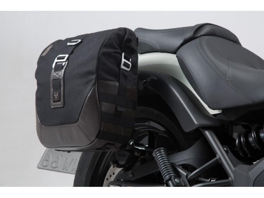 Legend Gear Pannier Sets For Kawasaki Vulcan S
