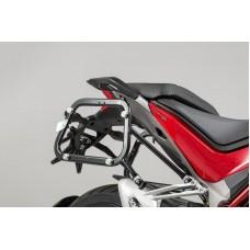Ducati Multistrada 1200 / S (15-) Quick Lock Evo Pannier Frames from SW-Motech