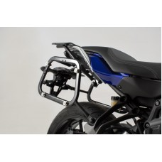 Yamaha MT-07 Tracer / Tracer 700 (16-) Quick Lock Evo Pannier Frames from SW-Motech