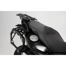 BMW F700GS (12-) PRO Side Carriers from SW-Motech