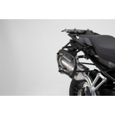 BMW F750GS (18-) PRO Side Carriers from SW-Motech