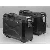 Trax Aluminium Panniers & Top Cases
