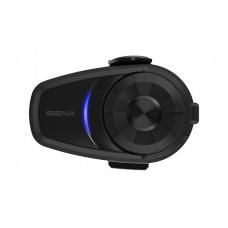 Sena 10S Motorcycle Bluetooth Communication System (Single)