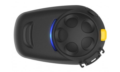 Sena SMH5-FM Motorcycle Bluetooth Communication System (Single)
