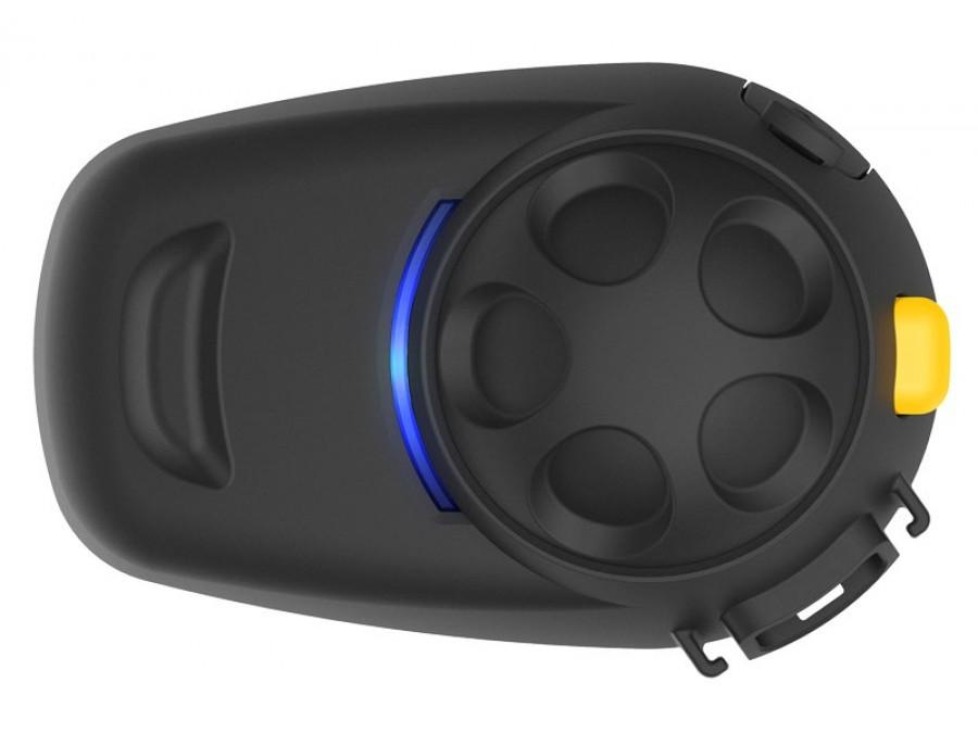 sena smh5 fm motorcycle bluetooth communication system single. Black Bedroom Furniture Sets. Home Design Ideas