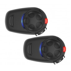 Sena SMH5 Motorcycle Bluetooth Communication System (Twin Pack)