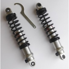 Shock Factory 2-Win Shock Absorbers for Triumph Bonneville / SE / T100 (01-15)
