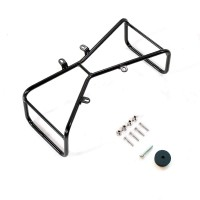 Off Set Twin Sided Pannier Frame for BMW R NineT from Unit Garage