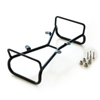 Twin Sided Pannier Frame for BMW R NineT from Unit Garage