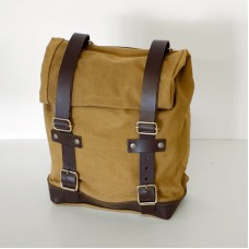 Canvas Side Pannier from Unit Garage