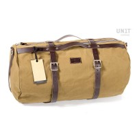 Kalahari 25 Litre Canvas Tail Bag from Unit Garage