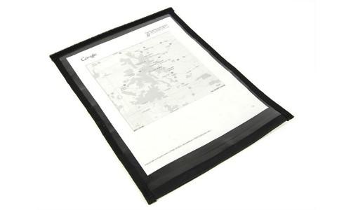 Wolfman Plain Paper Map Pocket (Euro A4)