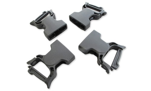 "Wolfman 1"" Female Repair Buckles (Pair)"